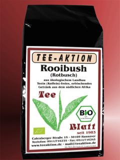 Bio-Rooibush aus ökologischem Landbau