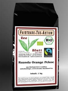 Bio-Ruanda OP Fairtrade aus ökologischem Landbau